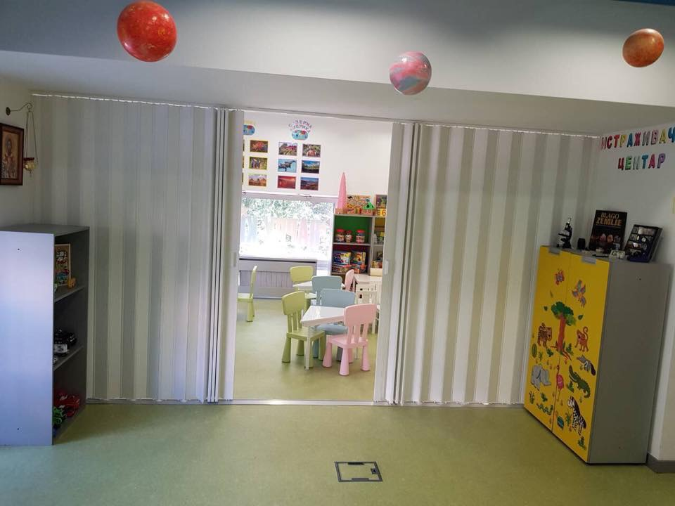 Harmonika vrata – idealno rešenje za pregrađivanje prostora